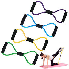 Stretch Loop Fitness Gym Band New Yoga Resistance Band Workout Exercise Sports