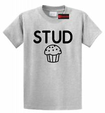 Stud Muffin Funny T Shirt Cute Boyfriend Gift College Tee Shirt