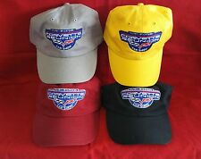 Corvette Reunion @ BACK TO THE BRICKS Hat EMBROIDERED LOGO Cap *NEW* 4 COLORS