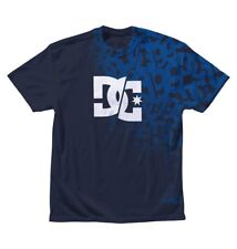 DC Travis Pastrana 199 Limits T Shirt Blue Gray