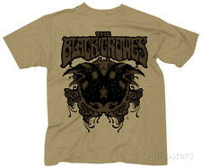 The Black Crowes- 2 Crowes Apparel T-Shirt - Cream