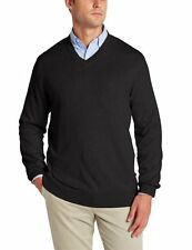 Sweater Pullover Pull Over V-Neck Knit Navy New Men Nautica Top Knitwear Knitted