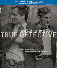 True Detective: The Complete First Season (Blu-ray Disc, 2014, 3-Disc Set)