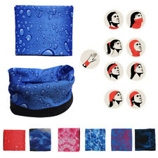 Windproof Winter Thermal Face Mask Bandana Neck Scarf for Cycling Fishing Ski