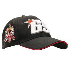 New Official Nicky Hayden 69 Black Cap - VRXMNHCA 6901 04