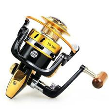 5.5:1 Pro Anti-reverse 12BB Ball Bearing Fishing Spinning Reel Fish Reels Tackle