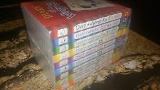 Diary of a Wimpy Kid Complete Series 1-9 NEW SEALED SET PAPERBACK PB KINNEY JEFF