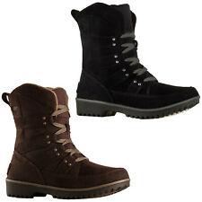 SOREL WOMENS MEADOW LACE BOOTS - NEW WATERPROOF LADIES WINTER CASUAL SNOW BOOT