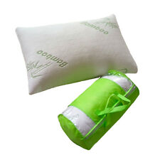 Premium King Hotel Bamboo Comfort Pillow Hypoallergenic Stay Cool Memory Foam