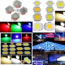 10W 30W 50W 100W 30Mil SMD Led Chips Cool White/Warm White/RGB Flood Light Lamp