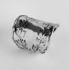 Silver Ring Sterling Silver Female Sterling Silver 8.7 Grams Weight
