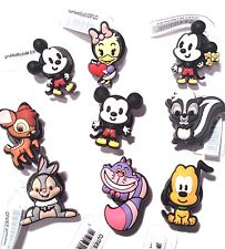 Disney Babies Cuties Jibbitz Authentic Crocs Shoe Charms Mickey Daisy Pluto Pooh