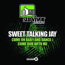 Sweet Talking Jay - Come on Baby & Dance / Come Dub with Me [New CD] Manufacture