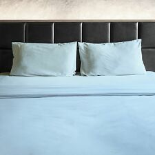 Luxury Sheet Set 1800 Count 4 Piece Brushed Cotton Feel Extra Deep Pocket Sheets