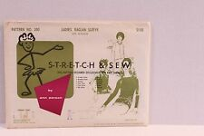 VTG 1967 STRETCH & Sew Sewing Patterns By Ann Person 12 Patterns to Choose From