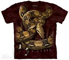New The Mountain Boa Constrictor Squeeze T Shirt
