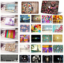 Plastic Crystal Hardshell Hard Case Cover For New MacBook pro 13 15 touch bar