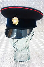 Genuine British Army RLC Dress Hats / Other Ranks with Badge - All sizes - NEW