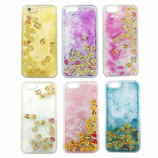 Funny EMOJI Bling Luminous Hard Back Cases Covers Skins For iPhone 6 6S 7 7Plus