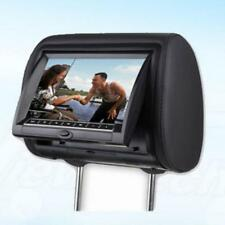 7 inch LCD 12V Car Headrest DVD Player Radio TV Monitor Wireless Game with Case