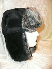 Super Warm Unisex Hat Earflap Trooper Trapper Hunting Cap Faux Fur Snow Ski Soft