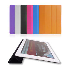 Slim PU Leather Smart Case Cover Stand Auto Wake Sleep For ipad 2 3 4 New ZS