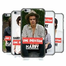 OFFICIAL ONE DIRECTION HARRY STYLES PHOTO HARD BACK CASE FOR APPLE iPHONE 6 6S