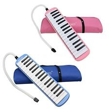 32 Piano Keys Melodica for Music Lovers Student with Carrying Bag G7M5