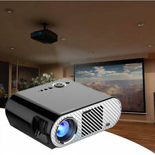 Portable LED Projector 3000 Lumens 1920x1080P Home Theater Projector Mini Beamer