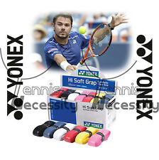 YONEX REPLACEMENT RACQUET GRIP HI SOFT TENNIS BADMINTON SQUASH RACKET GRAP AC420