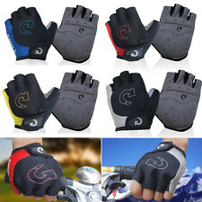 1Pair Unisex Cycling Glove Bicycle Motorcycle Sport Half Finger Gloves S-XL Size