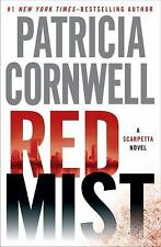 Red Mist by Patricia Cornwell (2011, Hardcover)