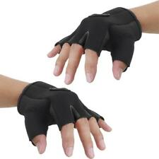 1 Pair Outdoor Sports Cycling Bicycle Bike Half Finger Fingerless Gloves Mittens