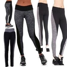 Womens Yoga Workout Gym Running Sport Pants Legging Fitness Stretch Trouser S190