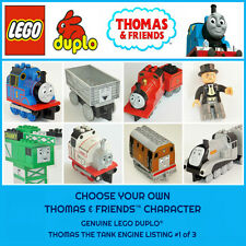 Genuine Lego DUPLO THOMAS TANK ENGINE & FRIENDS  SELECT TRAINS 4 the TRACK # 1