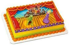 NEW BIRTHDAY PARTY MUPPET SHOW MISS PIGGY KERMIT CAKE DECORATING KIT TOPPER