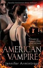 American Vampire by Jennifer Armintrout Paperback Book (English)