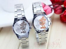 Mickey Mouse Child Boy Girl  Woman  Child Wrist Watch Choice Steel