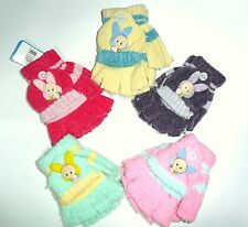 Cute Childrens Toddlers BUNNY Mittens Gloves Baby Winter Cold Weather Boy/Girls