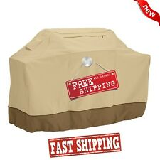 M- XLarge 70'' Wide Waterproof BBQ Cover Gas Barbecue Grill Protection Weber