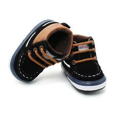 Newborn Toddler Baby Infant Boy Girl Shoes Soft Sole Crib Shoes Boots 0-12M