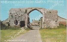 Norfolk Bacton-On-Sea The Priory Arch Old Photo Print - Size Select - England
