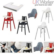 New IKEA Baby high seat chair booster with try infant toddler nursery