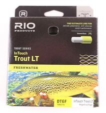 Rio InTouch Trout LT DT6F Fly Line Beige Gray Sage Free Fast Shipping 6-20758