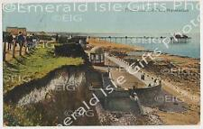 Norfolk Hunstanton Promenade and Pier Old Photo Print - Size Selectable