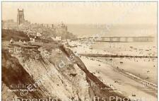Norfolk Cromer from top of East Cliff Old Photo Print - Size Selectable
