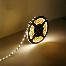 LED Flexible Strip Light 5M 300 SMD 3528 Lamp DC 12V Warm White 4 Reels