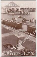 Norfolk Great Yarmouth The Boating Lake The Sundial Old Photo Print