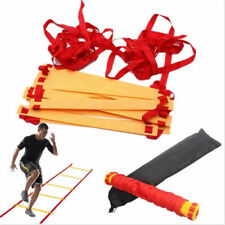 6/12/20 Agility Ladder for Soccer Football Fitness Feet Speed Training + Bag