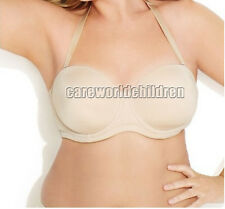 New Convertible Seamless Back Molded Cups Bra 42/40/32/34/38 DDD/D 42/34/36 DD